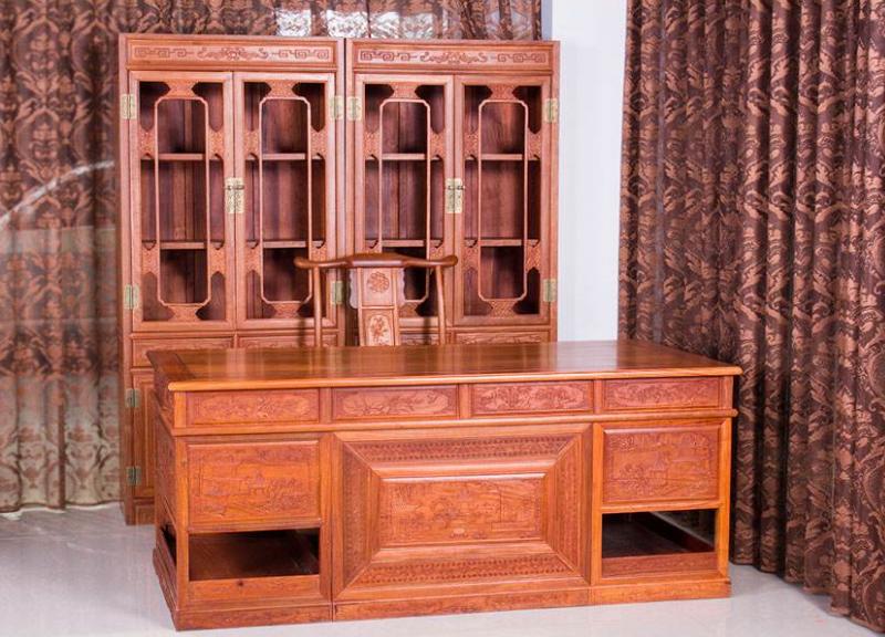使用紅木辦公室家具帶來的好處